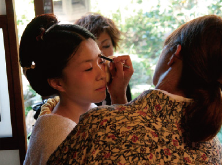 歴史的な自髪結体験会&撮影会(事前申込制)